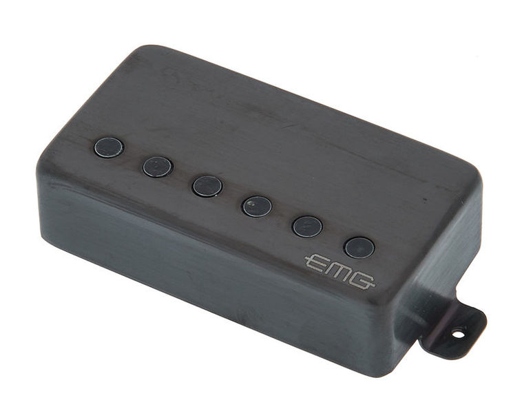 EMG 57 Brushed Black Chrome
