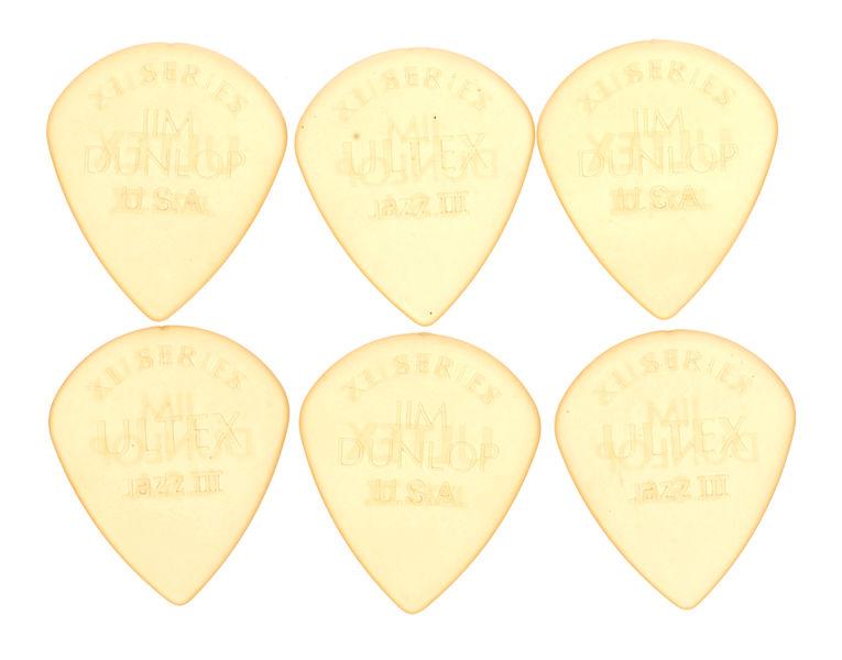 Dunlop Plectrum Ultex 427 Jazz III XL