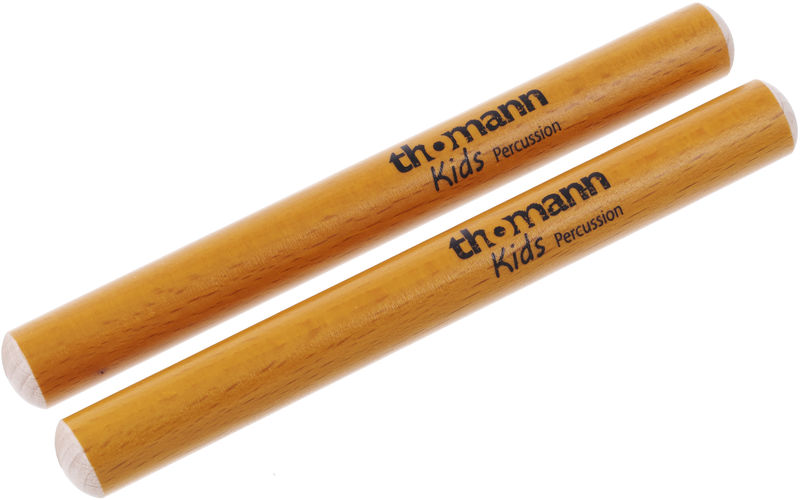 Thomann TKP Kids-Claves high/yellow