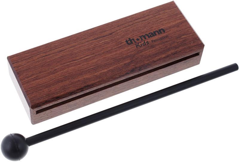 Thomann TKP Woodblock Bubinga 2T