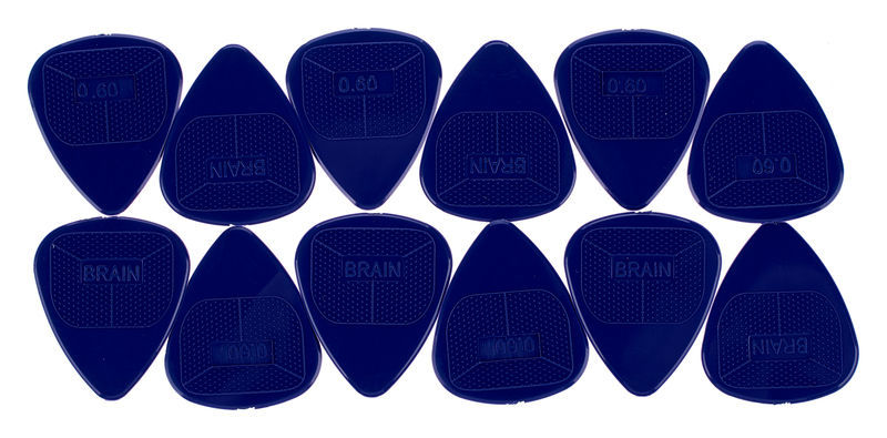 dAndrea Brain Nylon.60mm Pick Set