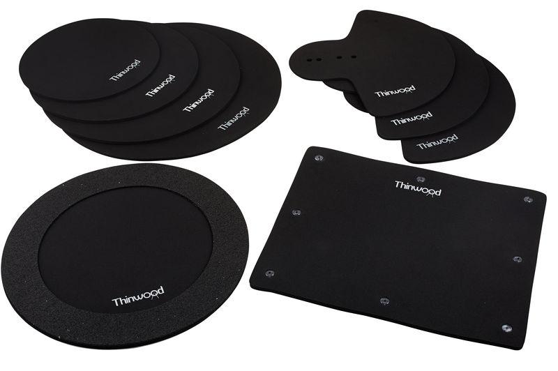 Thinwood Session Set 1 Practice Pads