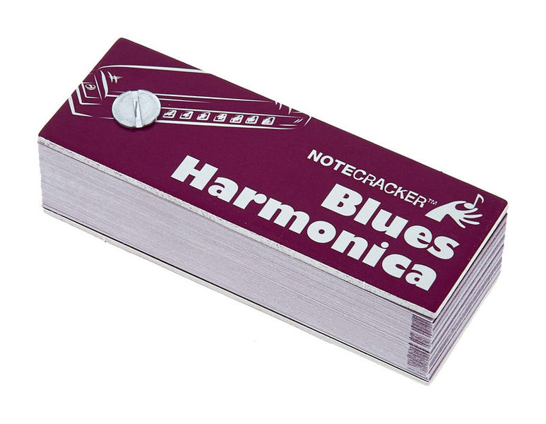 Wise Publications Notecracker Blues Harmonica