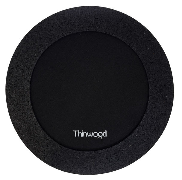 """Thinwood 14"""" Snare Pad corded web"""