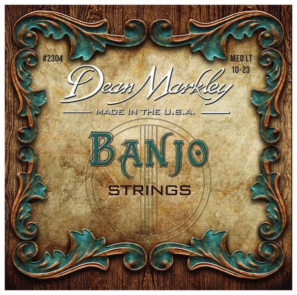 Dean Markley DM2304 Banjo Strings MEDLT