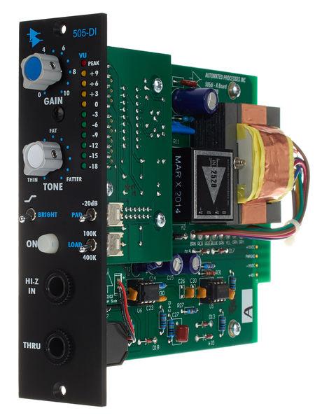 API Audio 505 Di Direct Input