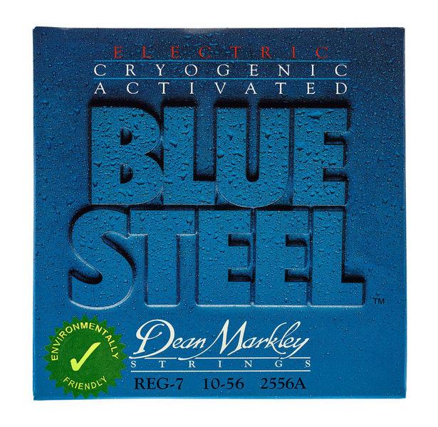 Dean Markley 2556A Blue Steel 7Electric REG