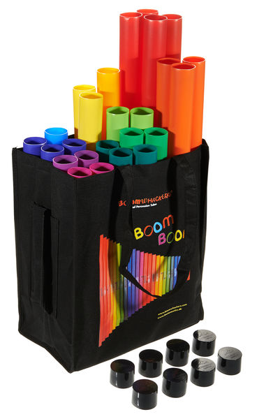 Boomwhackers MG-BW Set 1 Move&Groove Bag