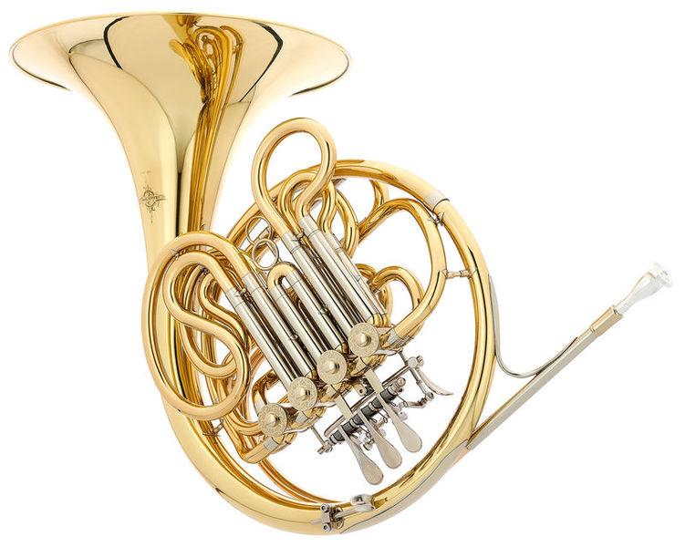 Thomann HR- 810 Bb-/ F Double Horn