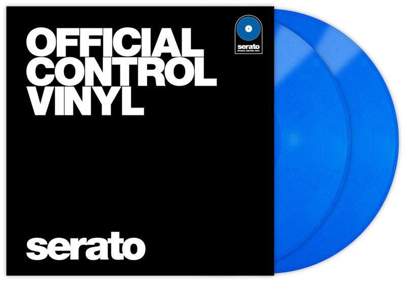 Serato Performance-Serie Vinyl Blue