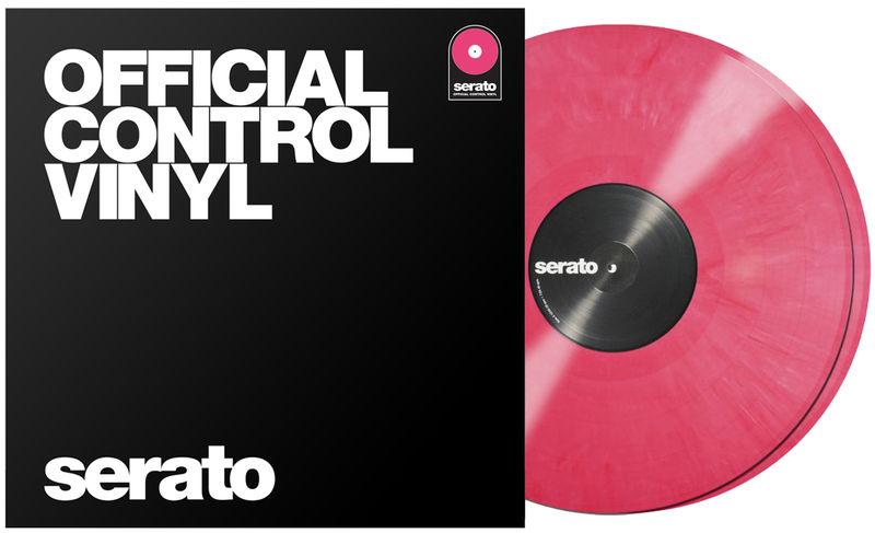 Serato Performance-Series Vinyl pink