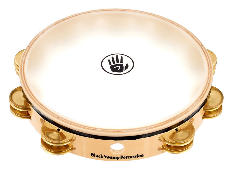 Black Swamp Percussion TDOV Tambourine