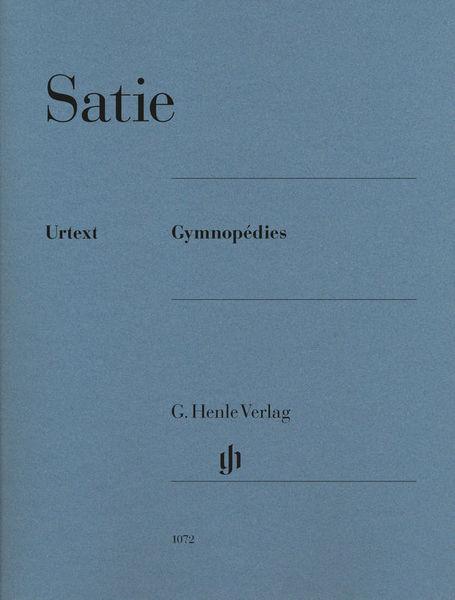 Henle Verlag Satie Gymnopedies