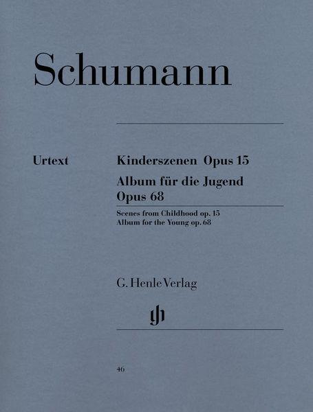 Henle Verlag Schumann Kinderszenen/Album