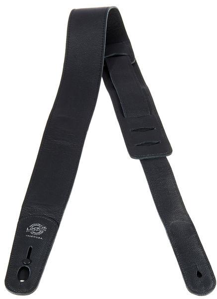 Lock-It Leather Strap BK