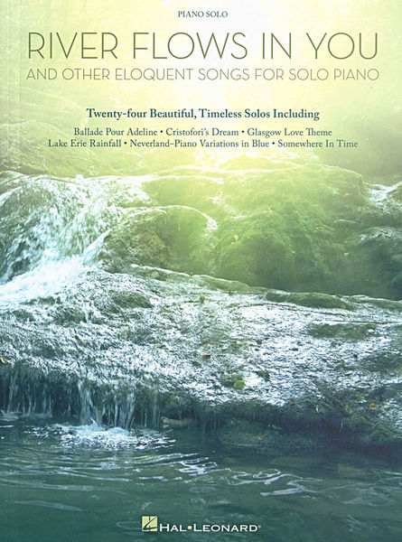 Hal Leonard River Flows In You And Other