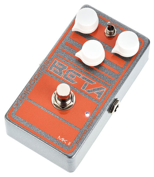 Solid Gold FX Beta MKII Bass Overdrive