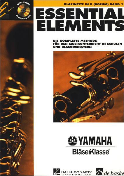 De Haske Essential Elements Clar. B  1