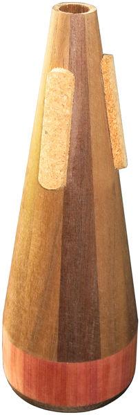 Warburton TR-2 Woody Straight BbTrumpet