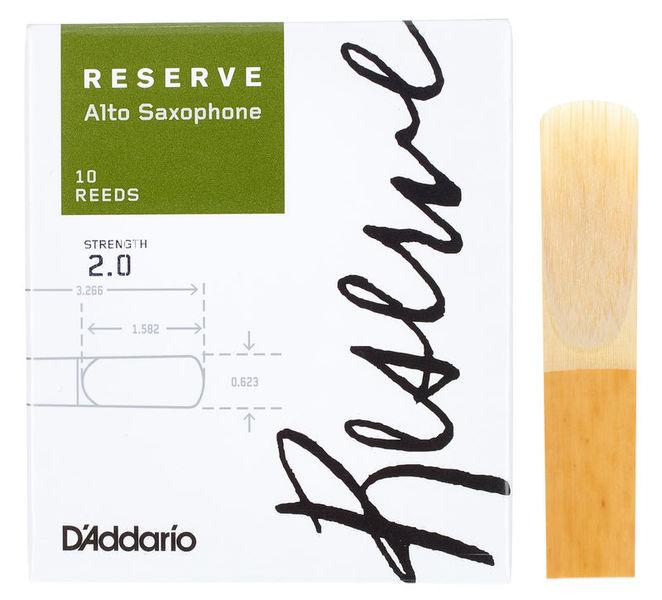 DAddario Woodwinds Reserve Alto Saxophone 2.0