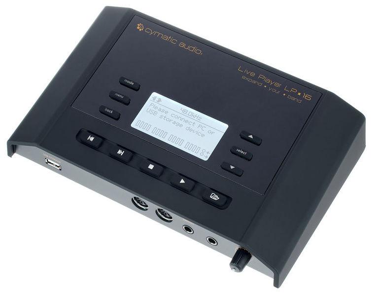 Cymatic Audio Live Player LP-16