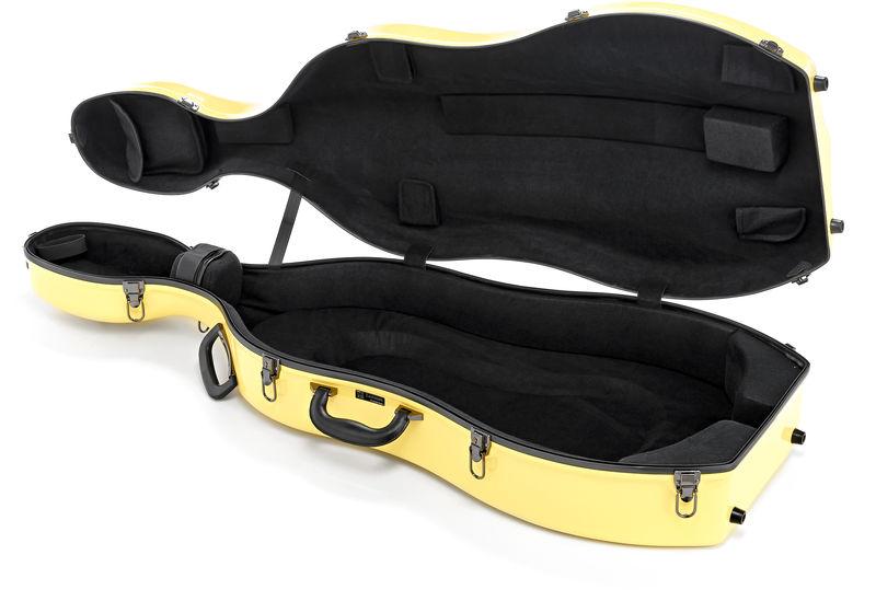 JW-eastman CE133 4/4 Cello Case PYW
