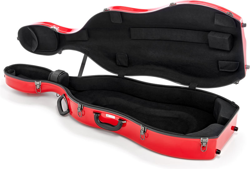 JW-eastman CE133 4/4 Cello Case PRD