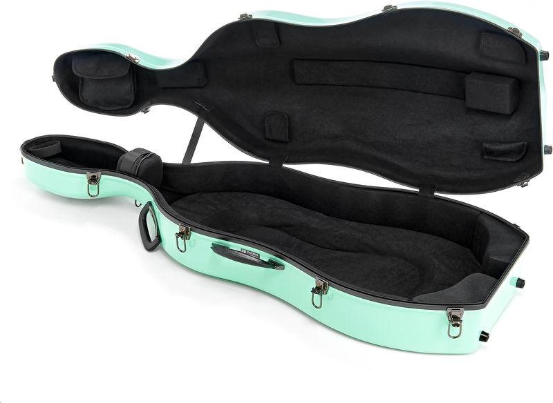 JW-eastman CE133 4/4 Cello Case PPG