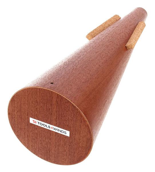 Tools 4 Winds Straight Contrabass Trombone