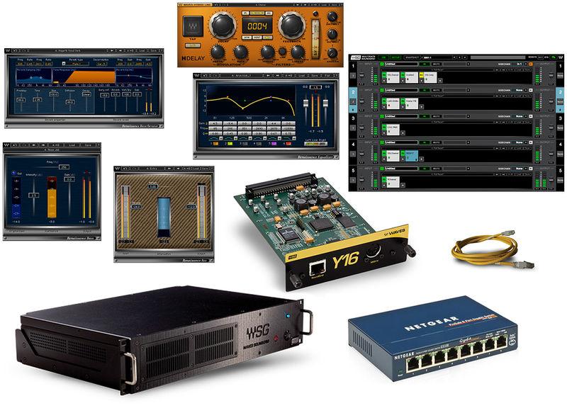Waves SG Server One Combo for Yamaha