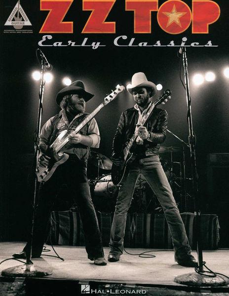 Hal Leonard ZZ Top Early Classics