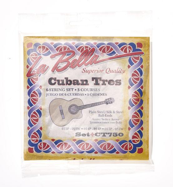 La Bella CT750 Cuban Tres Strings
