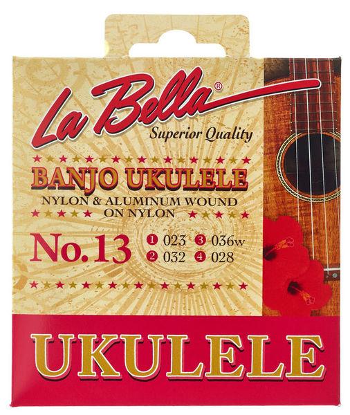 La Bella 13 Banjo Ukulele Strings