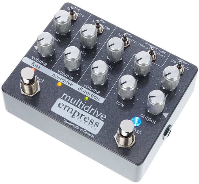 Empress Effects Multidrive