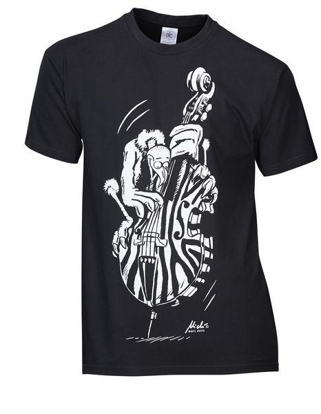 Rock You T-Shirt Vulture Bass XL