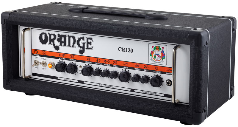 Orange Crush CR120H BK