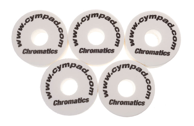 Cympad Chromatics Set White Ø 40/15mm