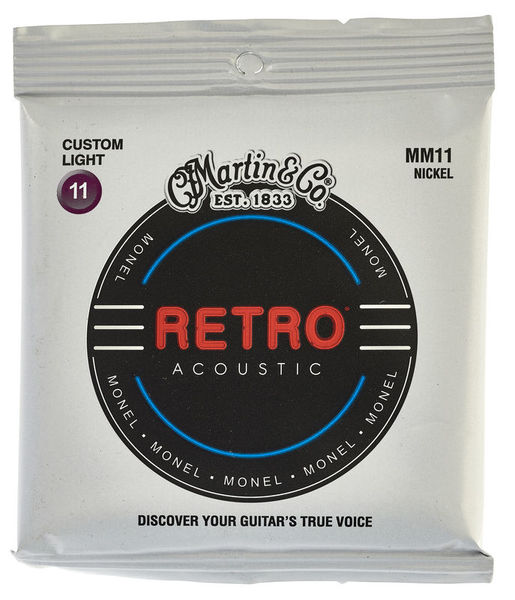Martin Guitars Retro MM-11 Custom Light