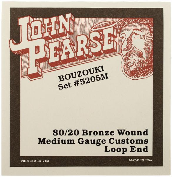 John Pearse 5205M Bouzouki Strings