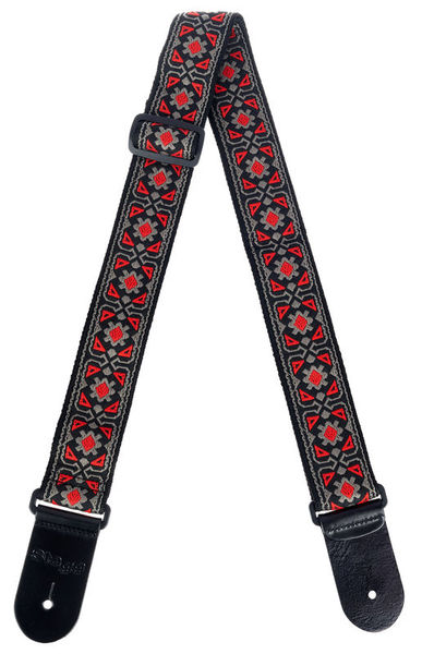 Stagg FLO-RED Folk Strap
