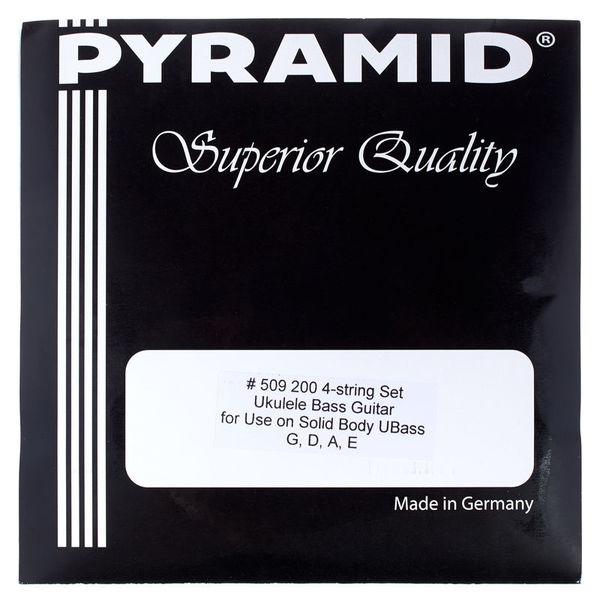 Pyramid 509.200 Bass Ukulele Set