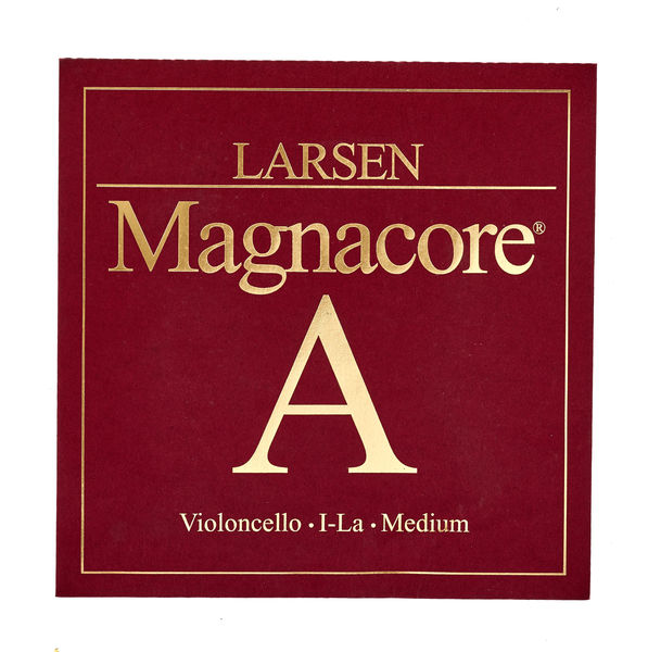 Larsen Magnacore Cello A Medium 4/4