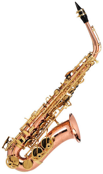 Buffet Crampon SENZO Copper Alto Sax
