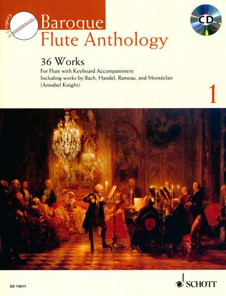 Schott Baroque Flute Anthology 1