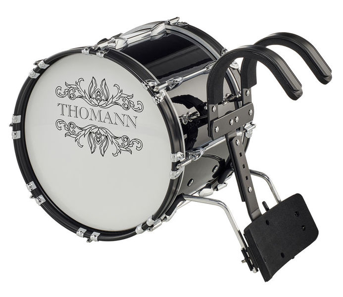 Thomann BD1814BL Marching Bass Drum