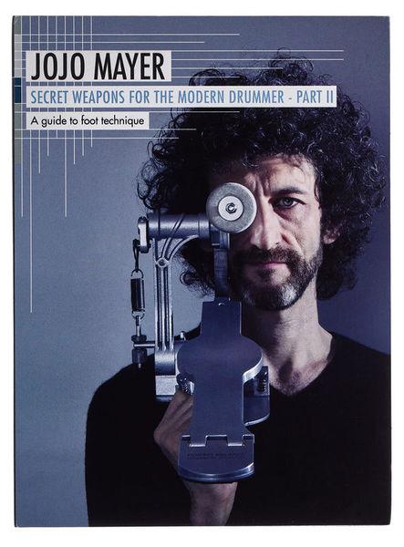 Hudson Music Jojo Mayer Secret Weapons 2