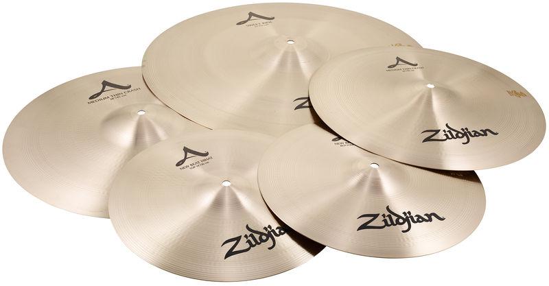 Zildjian A-Series Box Set Sweet Ride