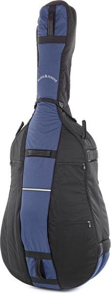 Roth & Junius BSB-01 3/4 DB/BK Bass Soft Bag