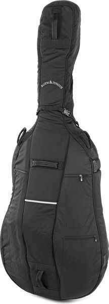 Roth & Junius BSB-01 3/4 BK/BK Bass Soft Bag
