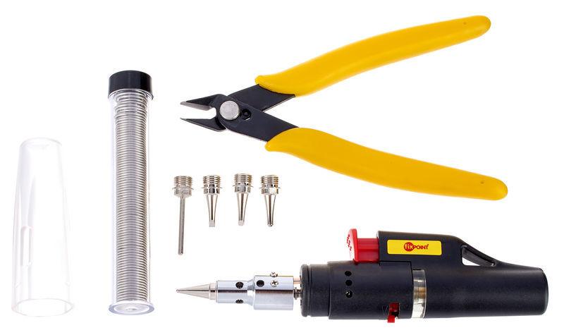 Thomann gas soldering iron set